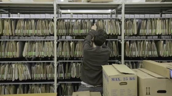 Erhaltung und Dokumentation der Schweizer Filmkultur