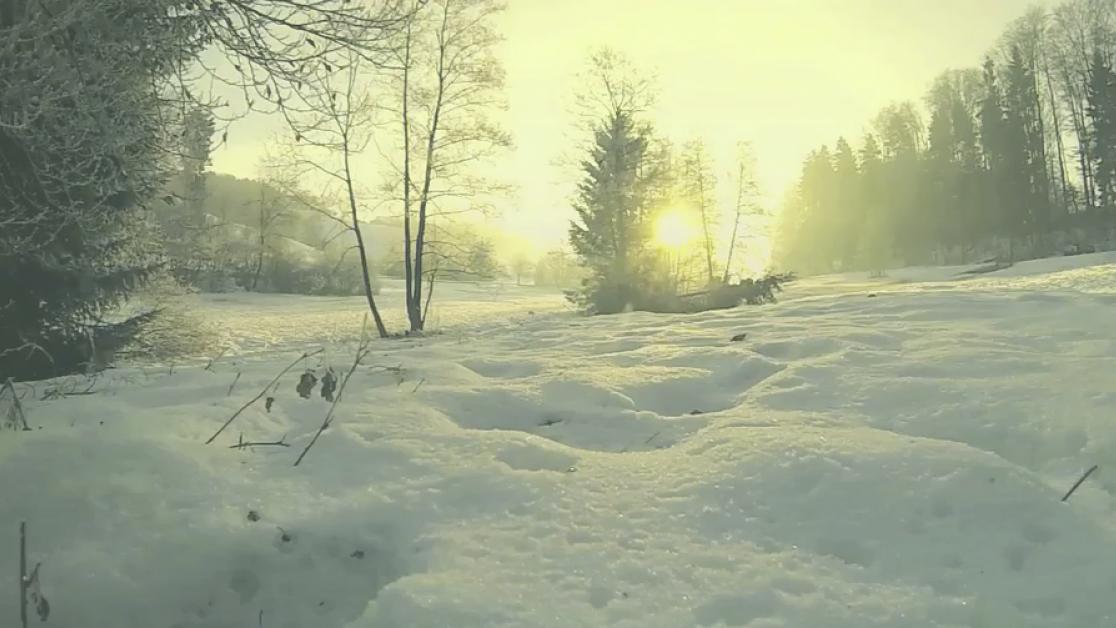 Zivildienst im Winter - der Film