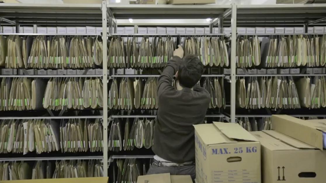 Conservation et documentation de la culture cinématographique suisse