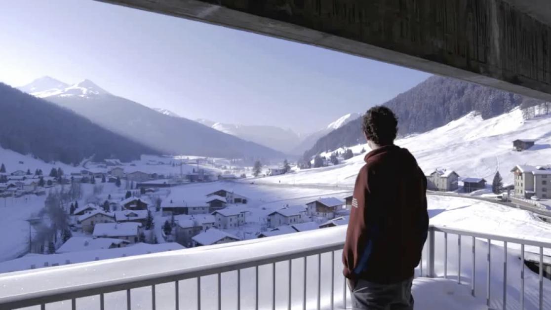 Hôtellerie à l'hôpital de Davos