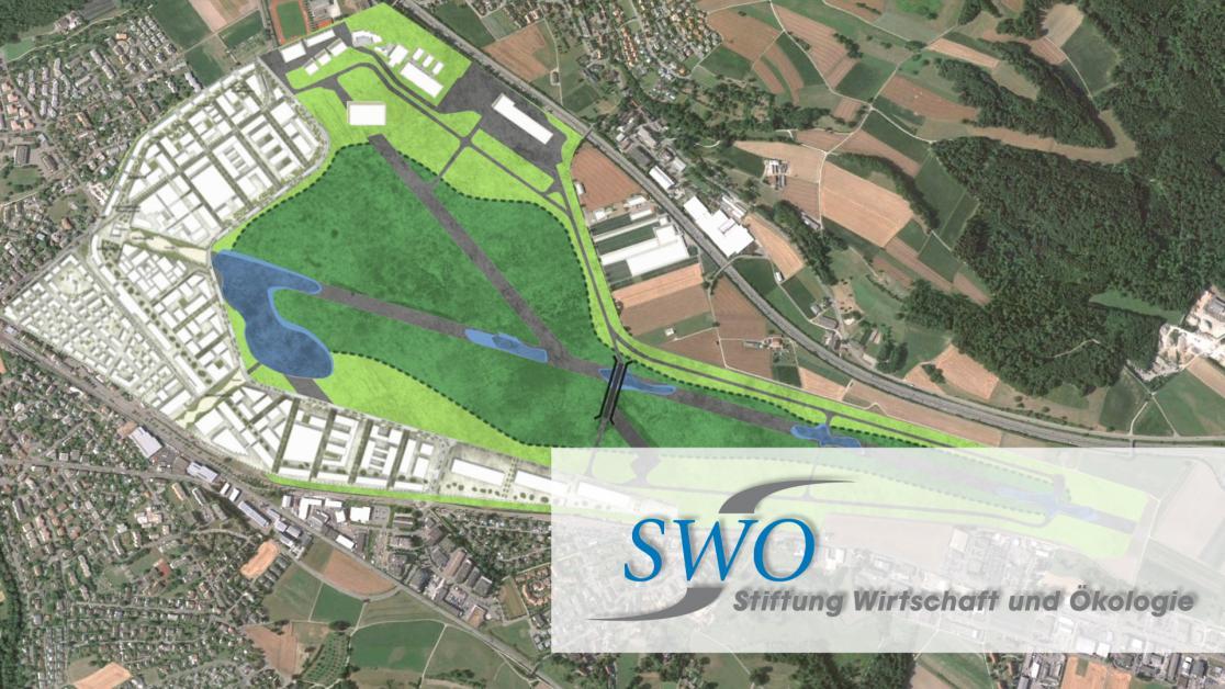Flugplatz Dübendorf: Projekt «Weitsicht»